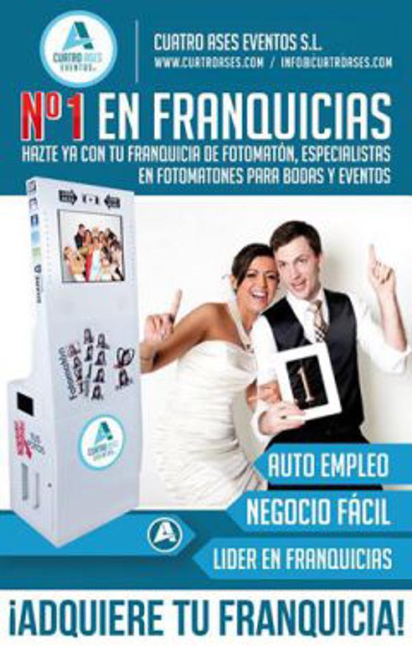 Franquicia 4 Ases Eventos