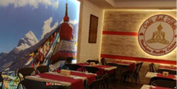 Franquicia Café del Tíbet