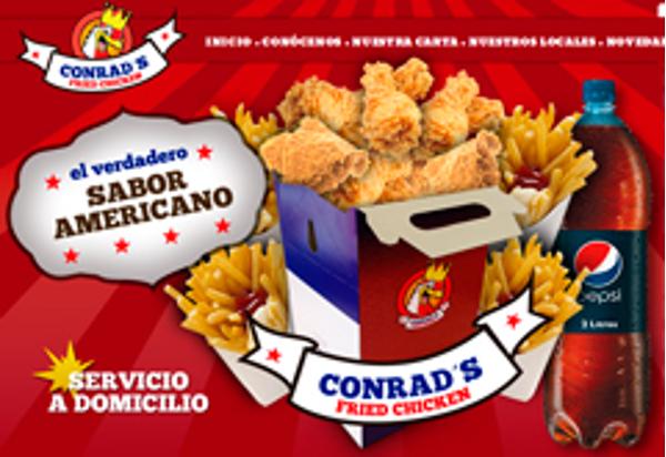 Franquicia Conrad´s fried Chicken
