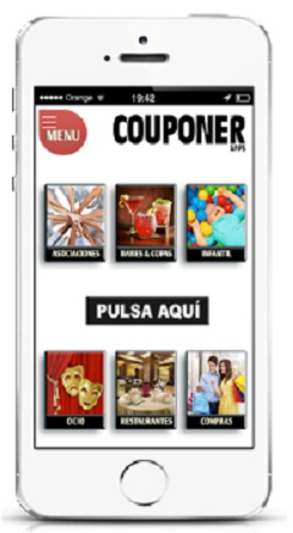 Franquicia Couponer Apps