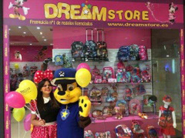 Franquicia Dream Store