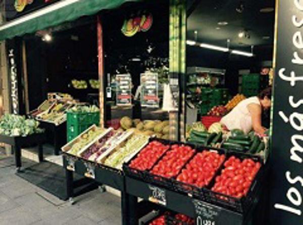 Franquicia Frutas y Verduras Zelaia