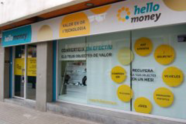 Franquicia Hello Money