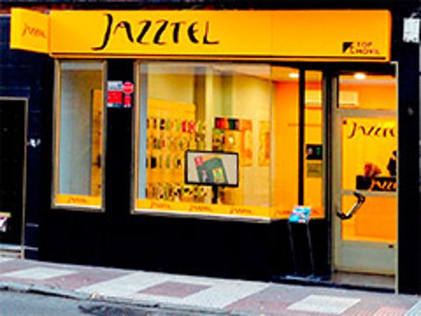 Franquicia Jazztel by Top Móvil