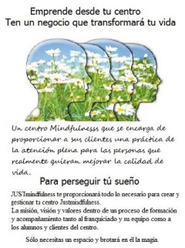 Franquicia Just Mindfulness