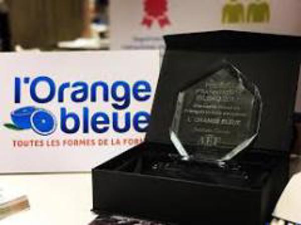 Franquicia L'Orange Bleue