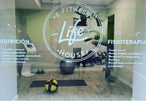 Franquicia Life-e Fitness House