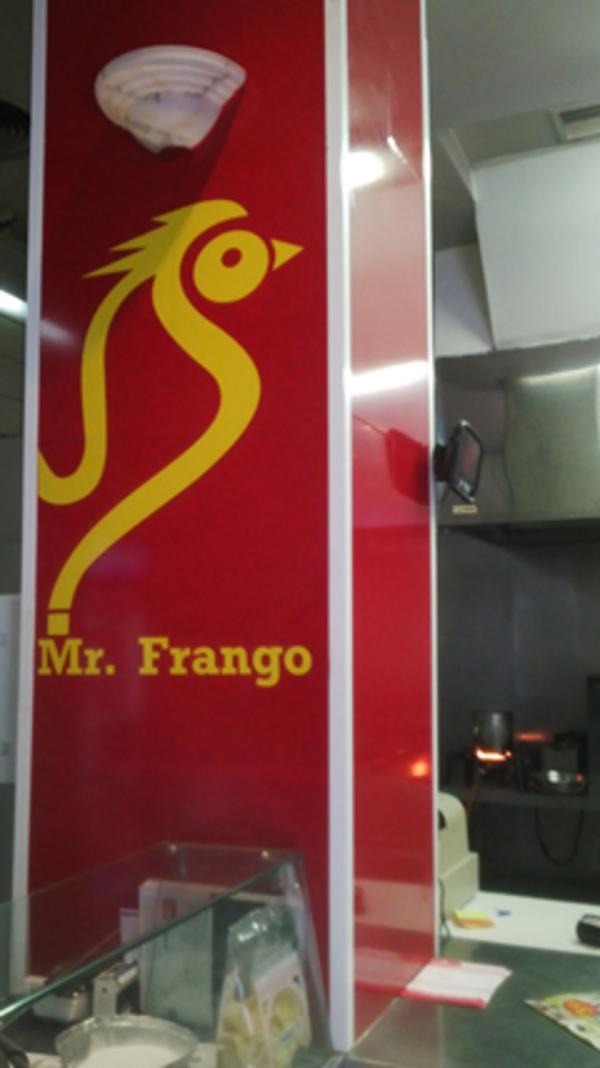 Franquicia Mr. Frango