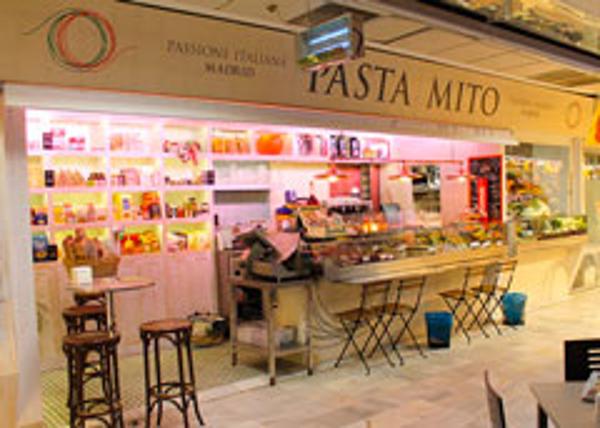 Franquicia Pasta Mito