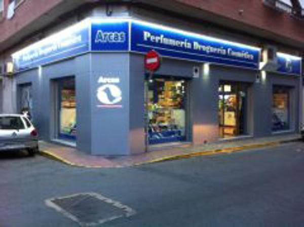 Franquicia Perfumerias Arcas