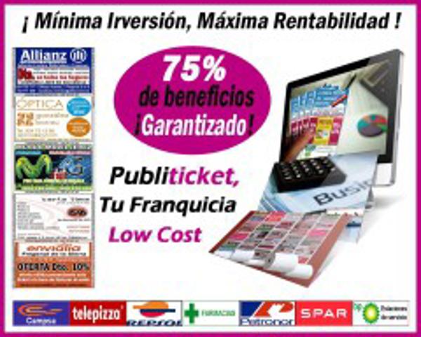 Franquicia Publiticket