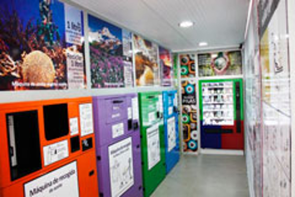 Franquicia Recicla y Gana