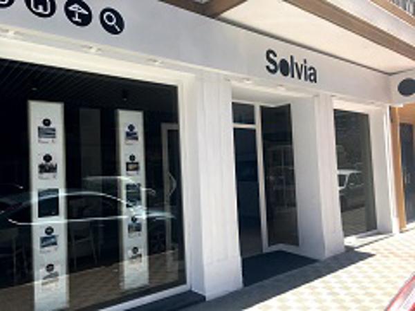 Franquicia Solvia