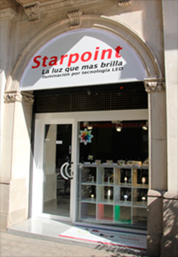 Franquicia Starpoint Led