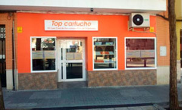 Franquicia Top Cartucho