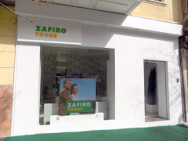 Franquicia Zafiro Tours Viajes