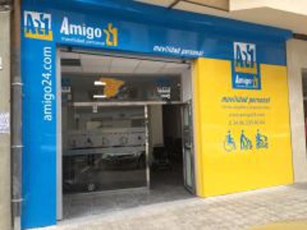 Franquicia Amigo24