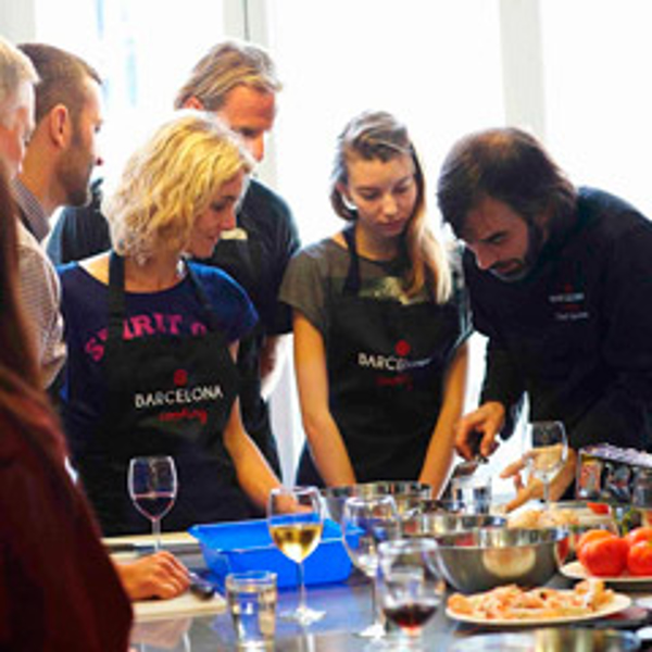 Franquicia Barcelona Cooking