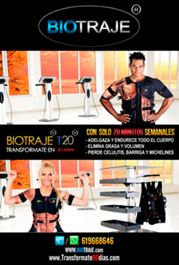 Franquicia BioTraje