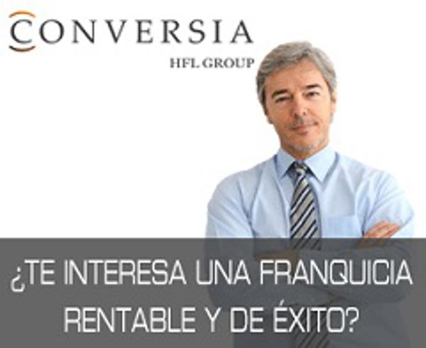 Franquicia Conversia