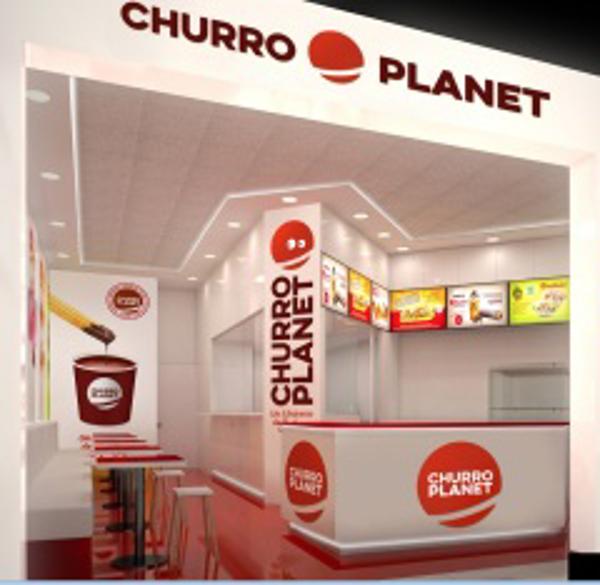 Franquicia Churro Planet