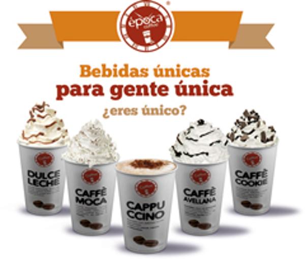 Franquicia Época coffee