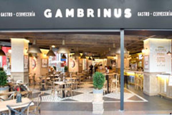Franquicia Cervecería Gambrinus