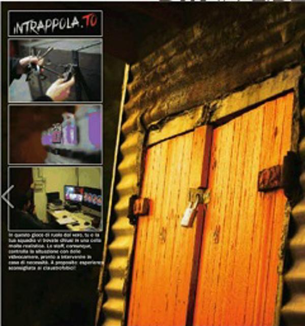 Franquicia Escape Room