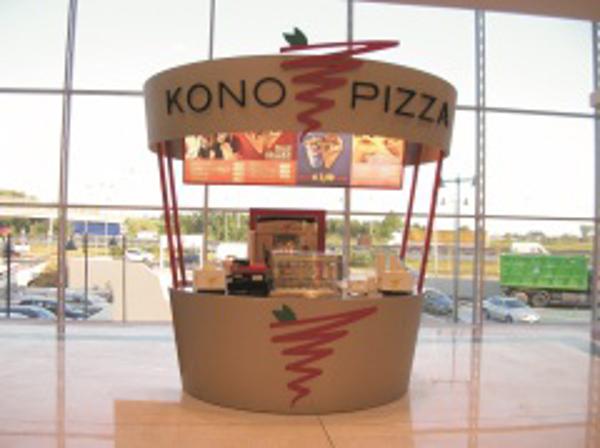 Franquicias Franquicia Kono Pizza