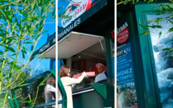 Franquicia Le Kiosque à Pizzas