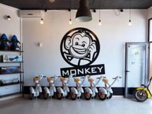 Franquicia Monkey Rent