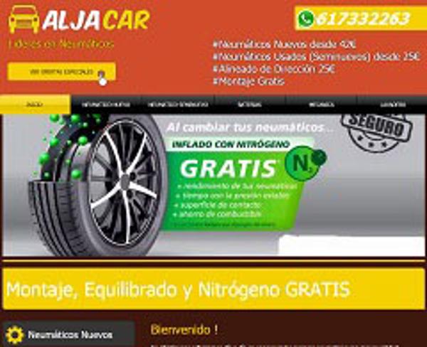 Franquicia Neumáticos Aljacar