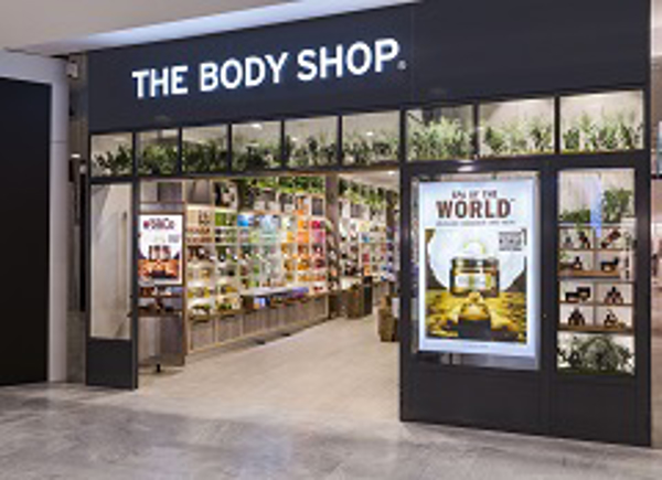 Franquicia The Body Shop