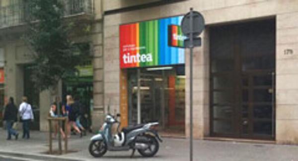 Franquicia Tintea
