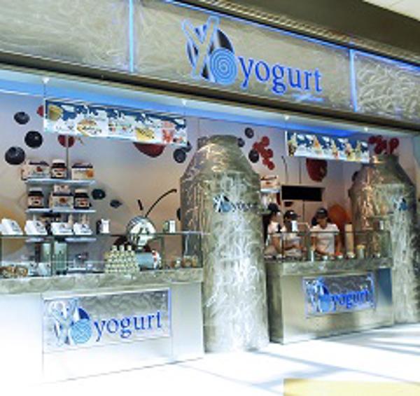 Franquicia Yoyogurt