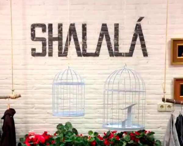 Franquicia Shalal�