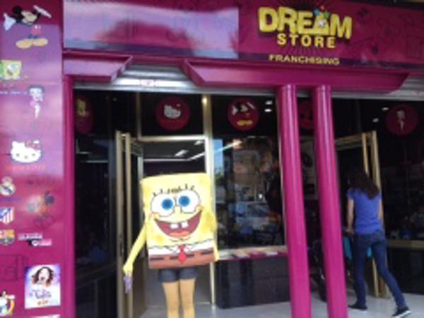 Gran fiesta de Inauguración de Dream Store
