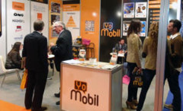YoMobil, la telefonía está de moda en Expo Franquicia