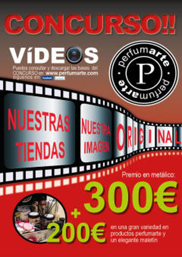 Concurso de Videos Perfumarte