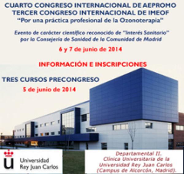 GMB Ozone y su franquicia de Última Generación presentes en el Cuarto Congreso Internacional de Ozonoterapia