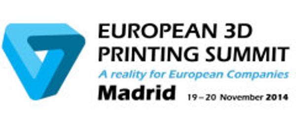 Madrid será el centro de las nuevas tendencias de impresión 3D en 2015