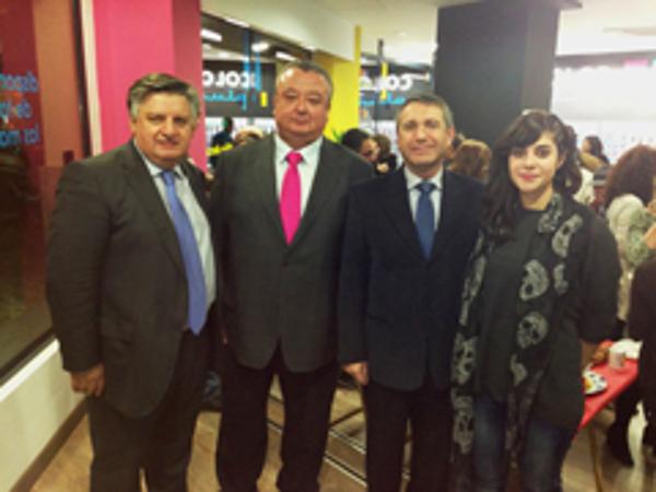 Color Plus inaugura una nueva franquicia en Valladolid