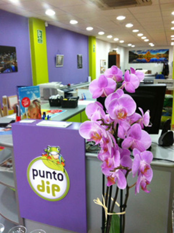 Punto Dip sigue financiando el Canon de sus nuevas franquicias
