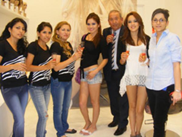 Las extensiones de las franquicias Myhair Barcelona llegan a Perú
