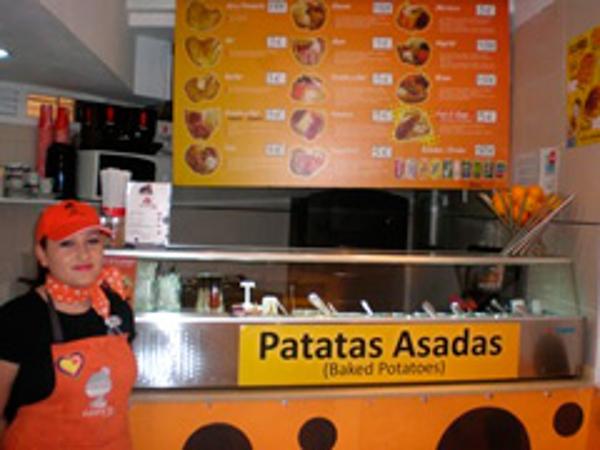 La franquicia Patata y Olé incorpora el Take Away en sus establecimientos