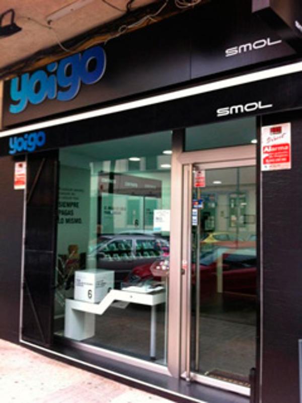 La red de franquicias Yoigo facturó un 17% más en 2012