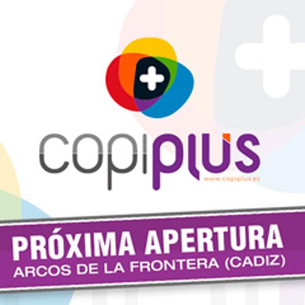 Copiplus inaugurará una nueva franquicia el 1 de Marzo en Arcos de la Frontera