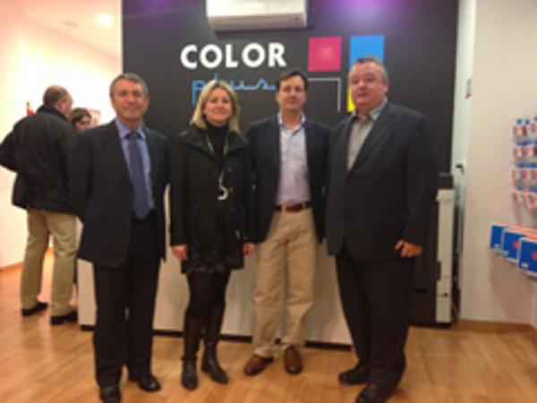 Color Plus inauguró su nueva franquicia en Alicante