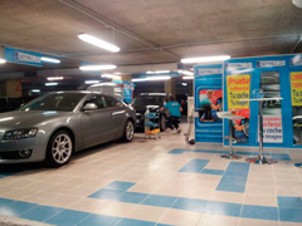DetailCar abre una nueva franquicia en Madrid