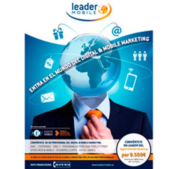 Las Franquicias Leader Mobile lanzan una promoción especial en marzo de 2013